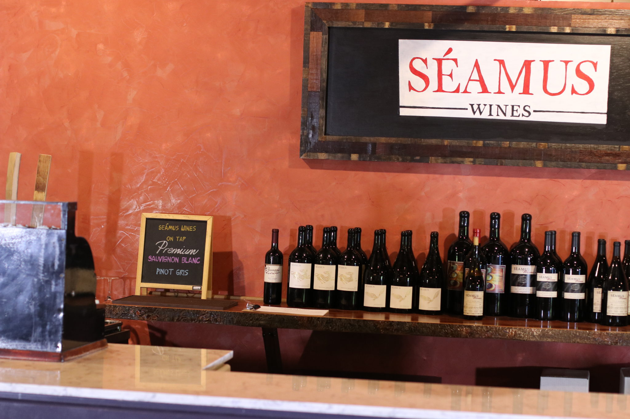 Séamus Wine Clubs